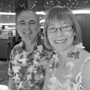 David and Christine