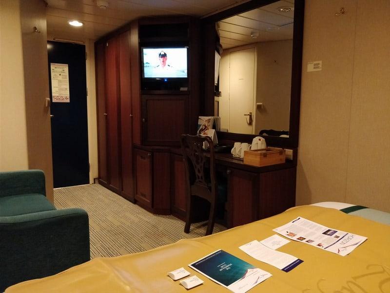 Caribbean Cruise Inside Cabin