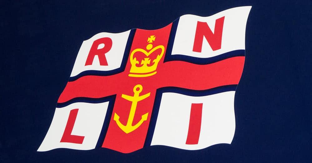 RNLI flag