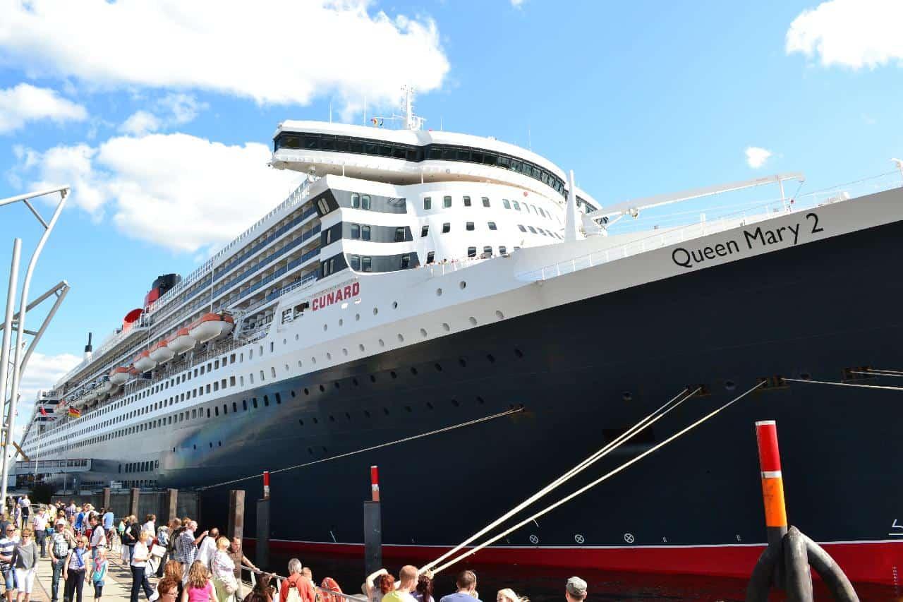 Luxurious Cunard